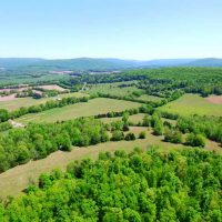 155 Acres Overlooking Country Side Near Huntsville at Huntsville AL for 524000.0000